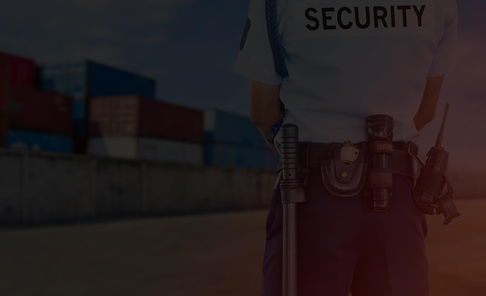 agent de securité a Abidjan au côte d'ivoire