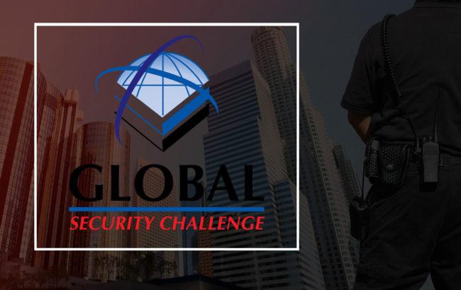 GLOBALE SÉCURITY CHALLENGE LOGO